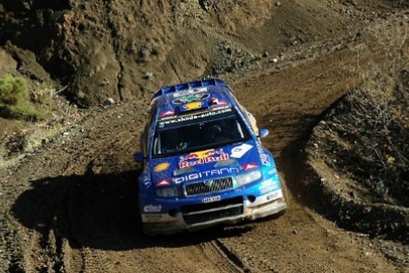 Skoda nie planuje WRC