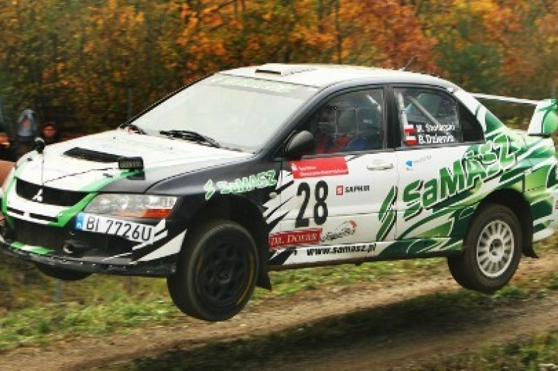 Wypowiedzi po Lausitz Rallye