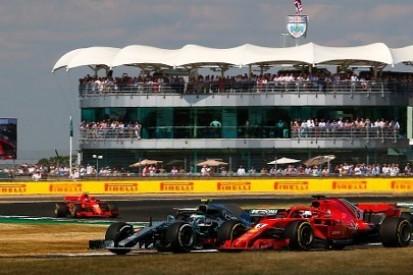 GP Wielkiej Brytanii może opuścić Silverstone