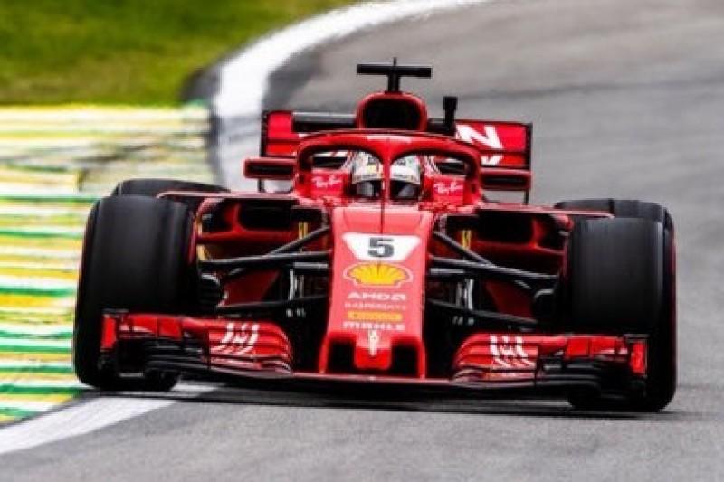 Rekordowy czas Vettela