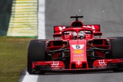 Vettel utrzymał P2