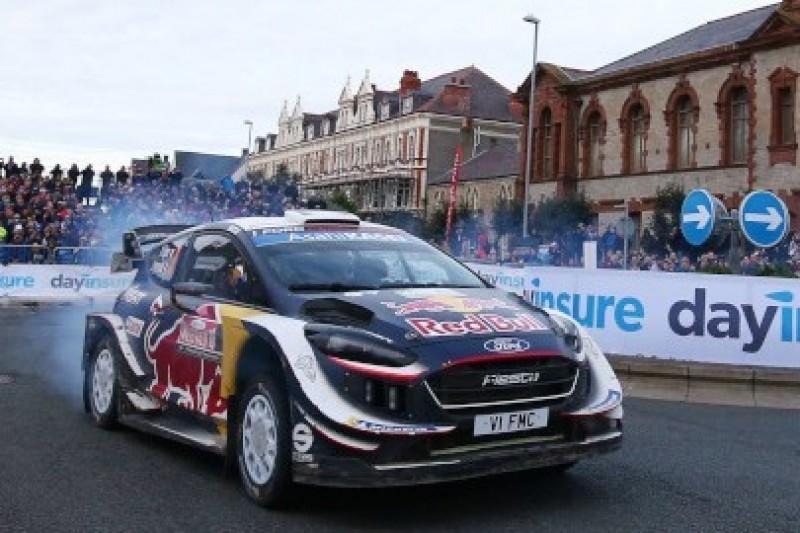 Liverpool w planach Rally GB