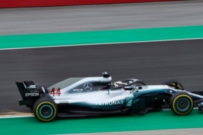 Awaria silnika mogła zabrać zwycięstwo Hamiltonowi
