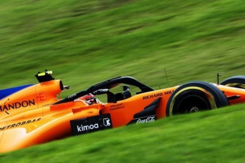 Vandoorne nie myśli o powrocie do F1