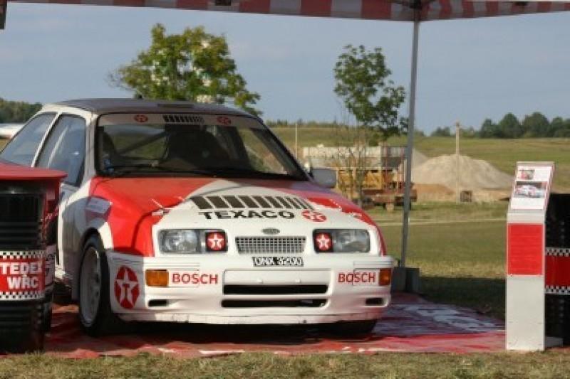 Kultowe rajdówki na Warsaw Motor Show