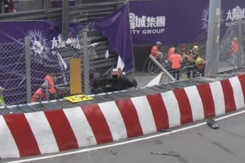 Pięcioro rannych w Makau