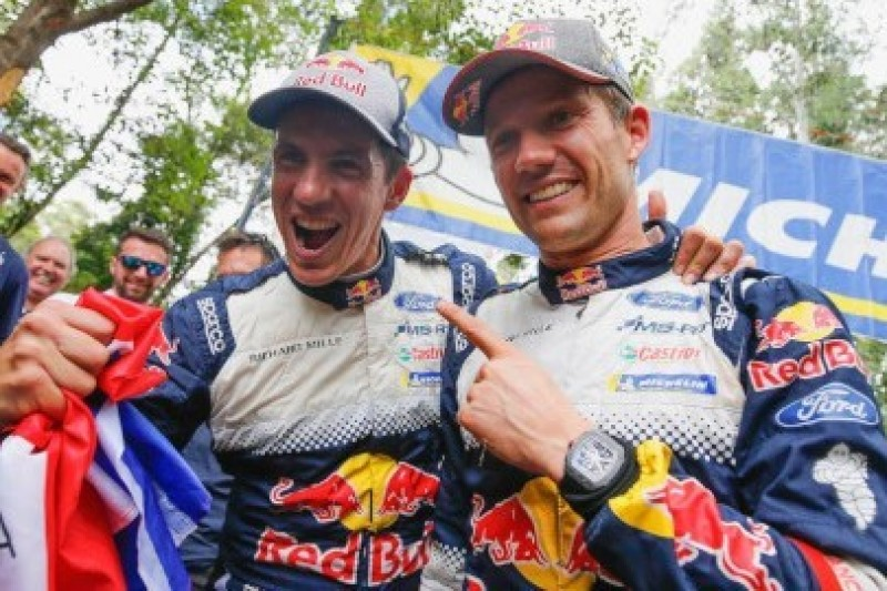 Ogier wsiada do C3 WRC