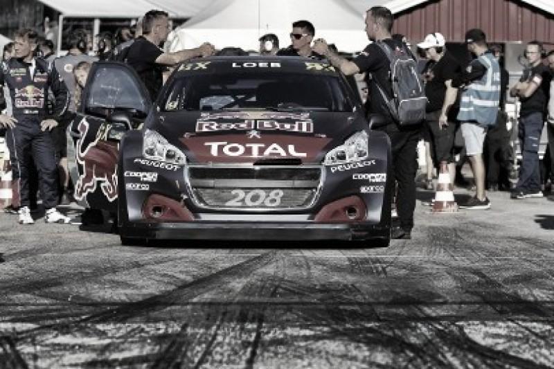 Szczególny moment dla Peugeota