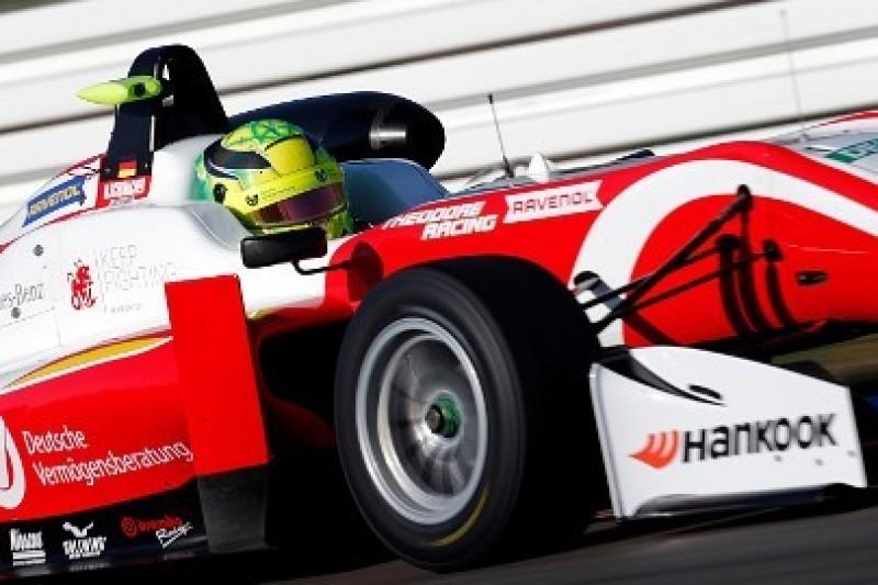 Mick Schumacher partnerem Vettela