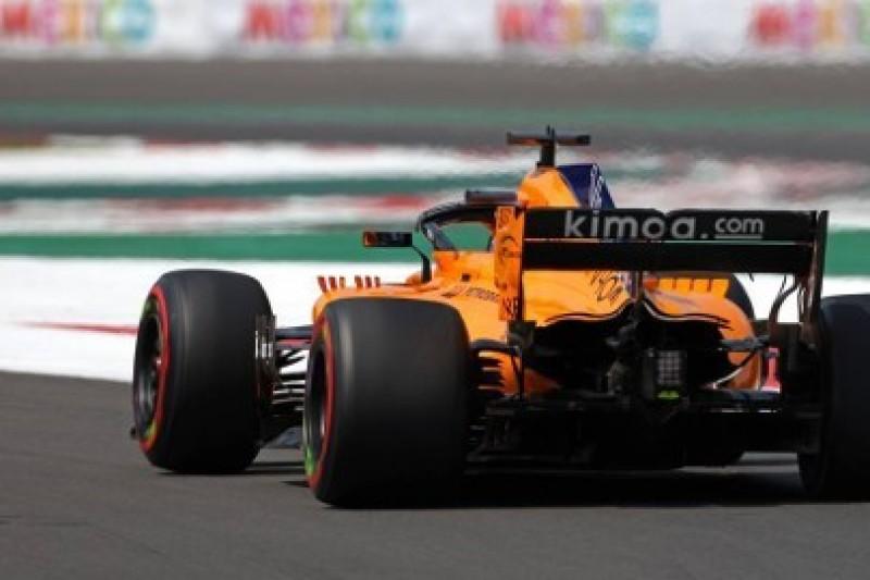 Kierowcy McLarena żegnają F1