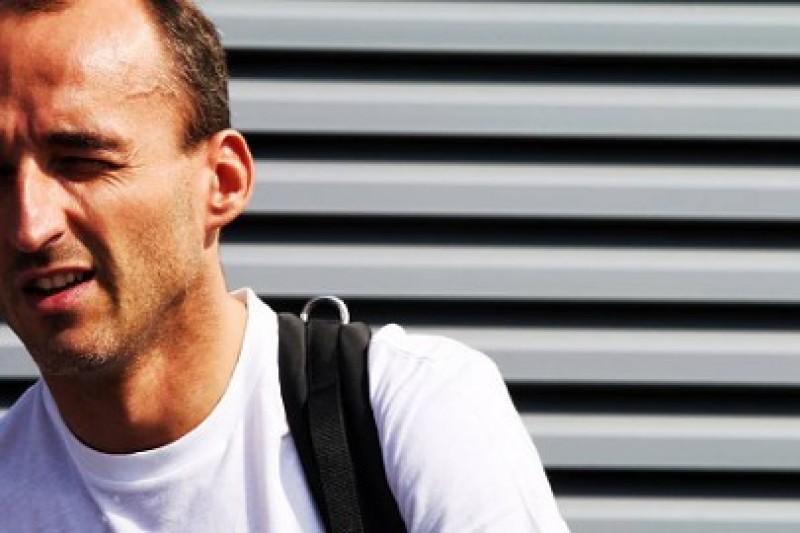Autosport: Kubica osiągnął porozumienie z Williamsem