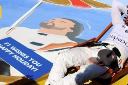 Alonso będzie wspominał ludzi z F1