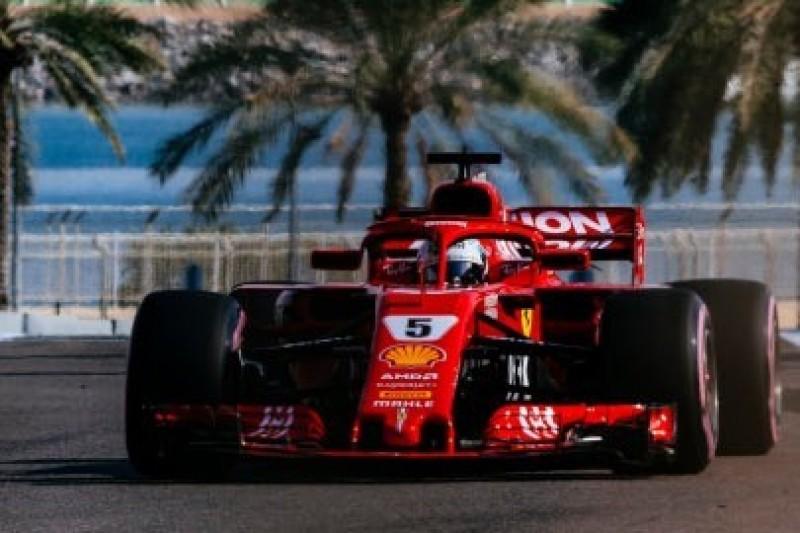 Przygoda Vettela