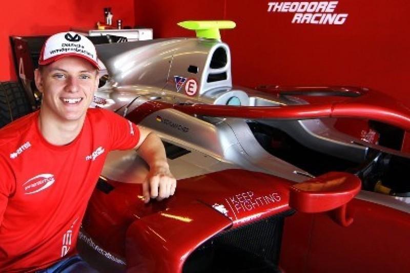 Schumacher w Formule 2