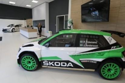 Skoda Motorsport z nową bazą