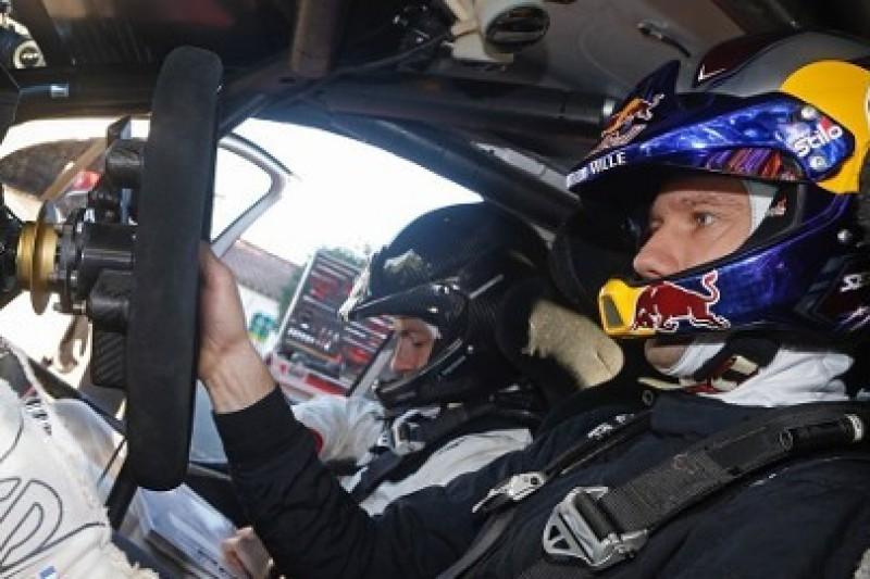 Ogier sprawdza C3 WRC