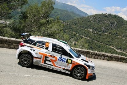 Sześć rund Tour European Rally 2019