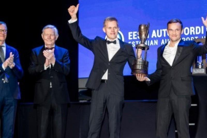 Estońska załoga roku