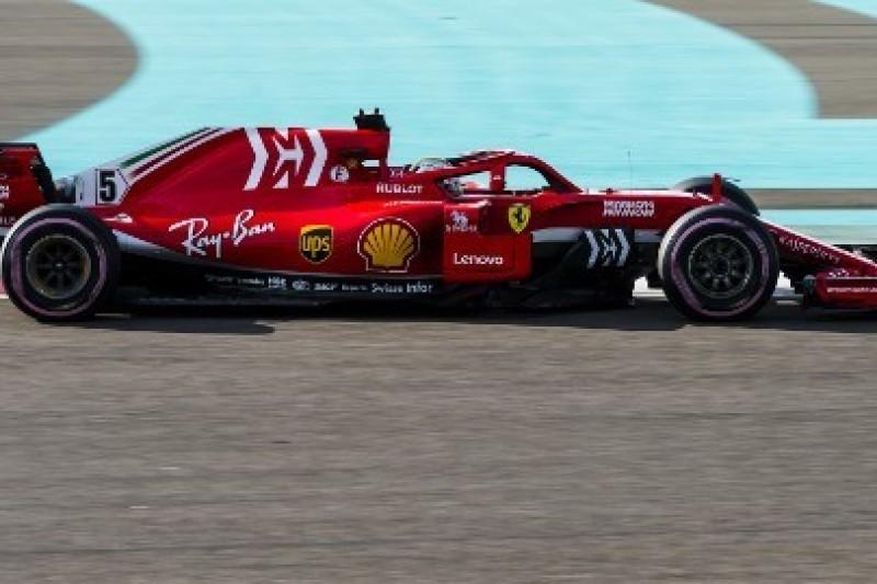 Ferrari nie wspierało Vettela