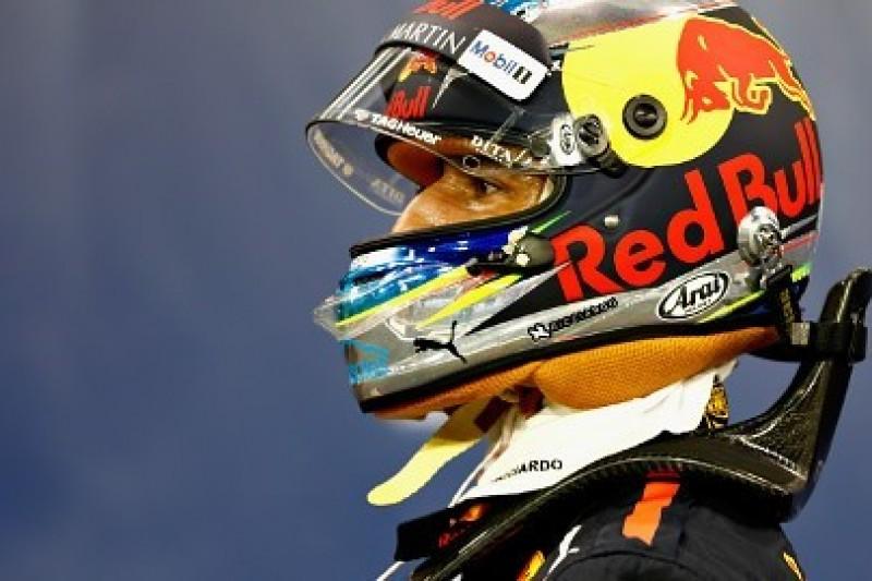 Ricciardo zaprzecza plotkom o Ferrari