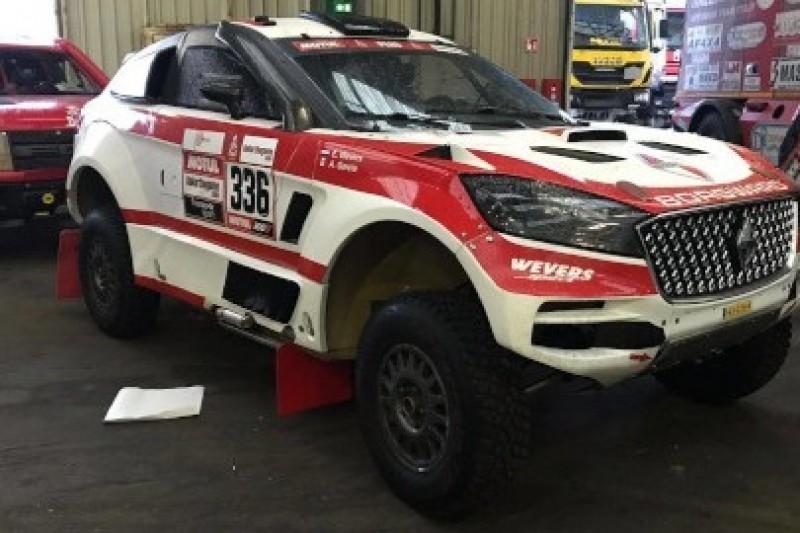 Drugi Dakar Borgwarda
