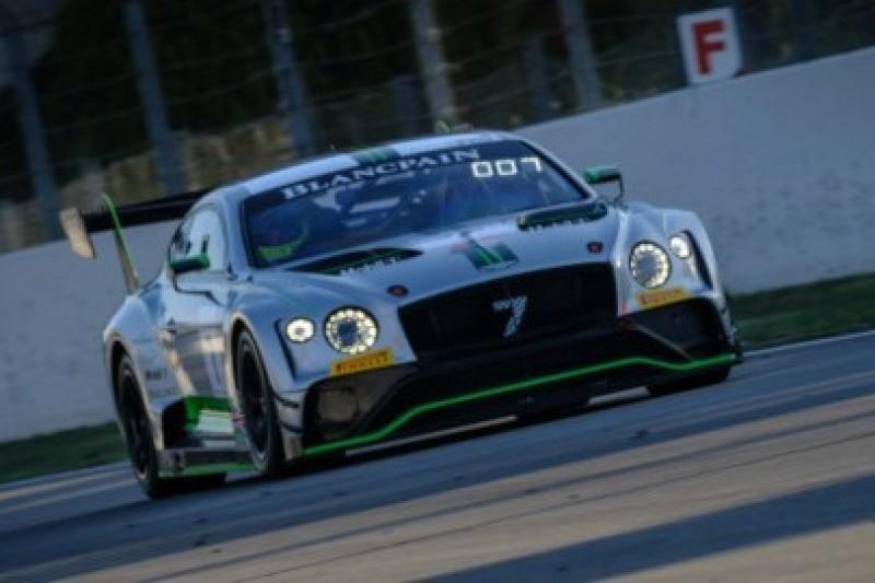 Bentleye z M-Sportu