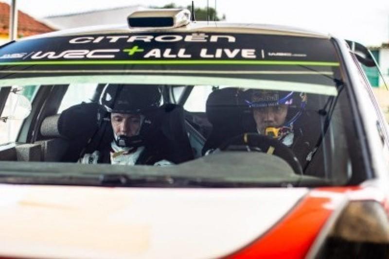C3 WRC ma potencjał