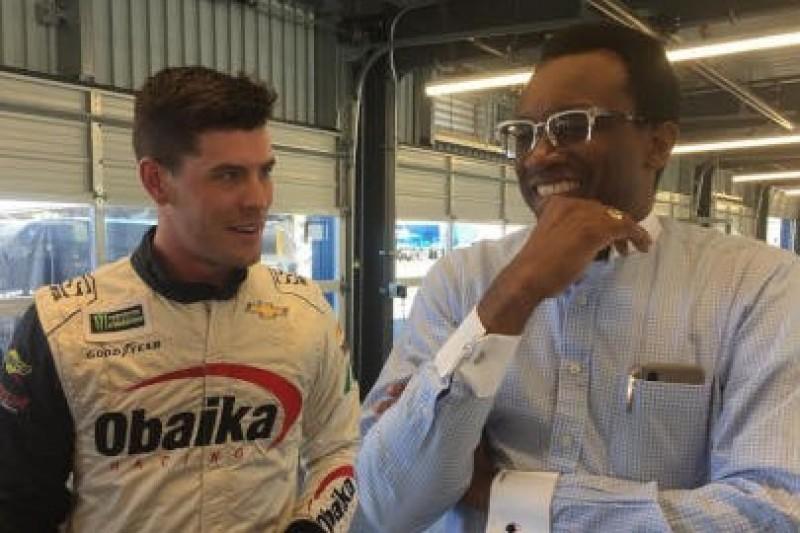 Nigeryjczyk w ekstraklasie NASCAR