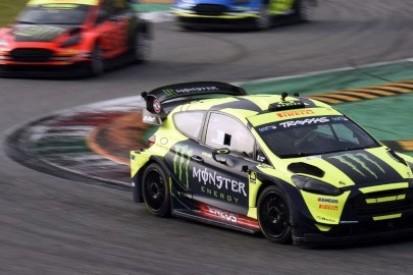 Rossi na czele