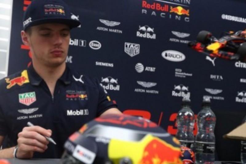Verstappen chce zaliczyć sezon jak Hamilton