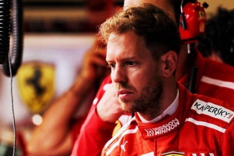 Mieszane odczucia Vettela