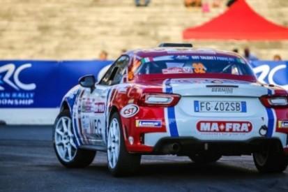 Abarth Rally Cup w FIA ERC
