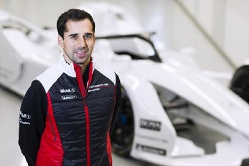 Jani kierowcą Porsche w Formule E