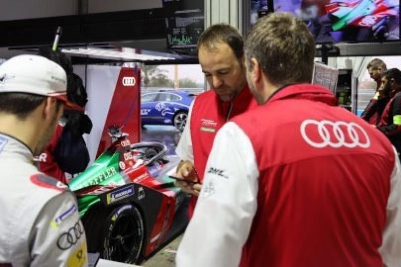 Kierowcy Formuły E nadal czekają