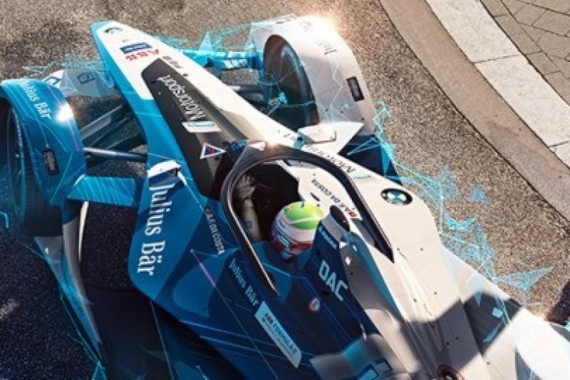 Da Costa na pole position
