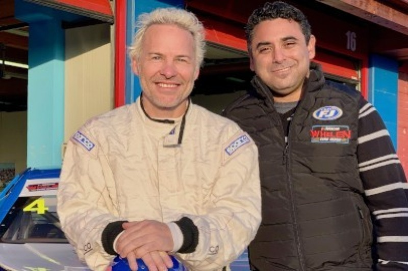 Villeneuve w Euro NASCAR