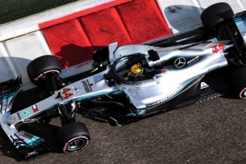 Mercedes nie ma problemów z silnikiem