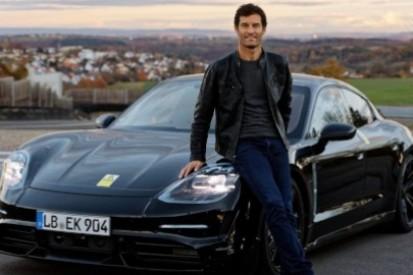 Webber: Hamilton jak Senna