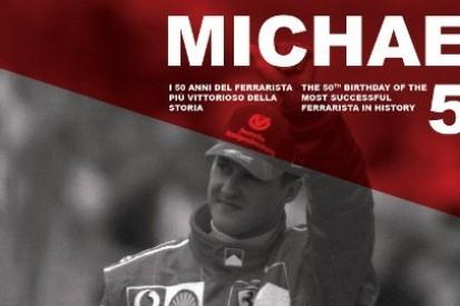 Wystawa Michael 50 w Maranello