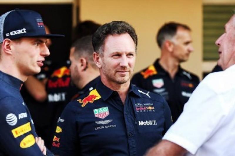 Verstappen zadowolony z wyboru Red Bulla