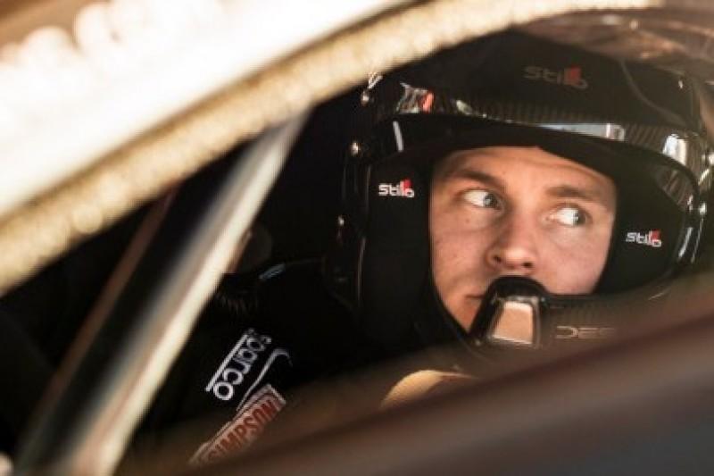 C3 WRC z nową aerodynamiką