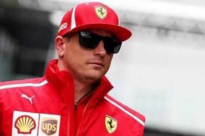 Wolff: Kimi i Ferrari to było atrakcyjne połączenie