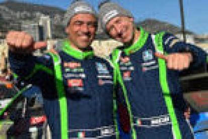 Villa i Michi w WRC 2