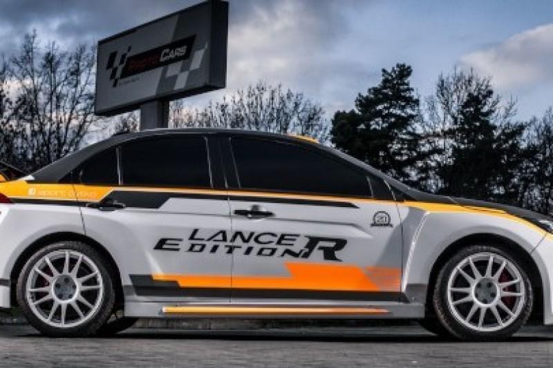 Lancer R na Jänner Rallye