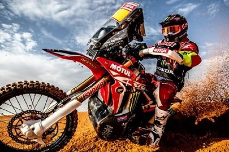 Honda gotowa do startu w Rajdzie Dakar