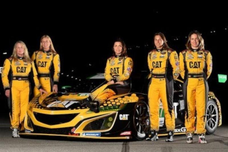 Kobiety rządzą w GT Daytona
