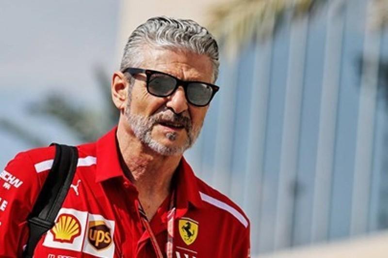 Arrivabene odejdzie z Ferrari