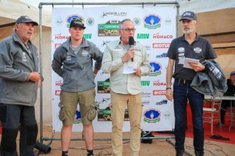 Odwołany oes w Africa Eco Race