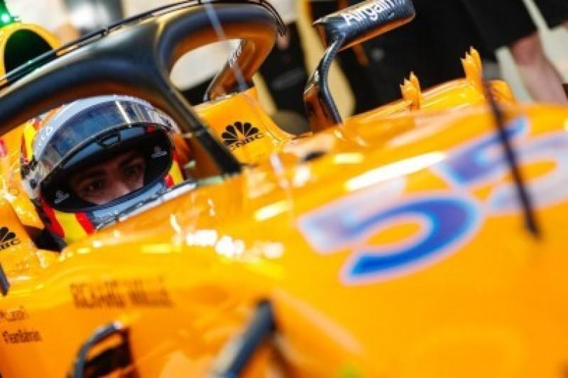 Sainz chce wrócić z McLarenem na szczyt