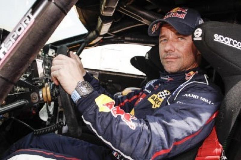Loeb wygrał, de Villiers liderem